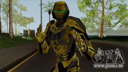 Cyber MK Cyrax pour GTA San Andreas