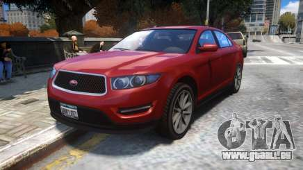 Vapid Torrence (Civilian Interceptor) pour GTA 4