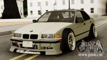 BMW 3-er E36 pour GTA San Andreas