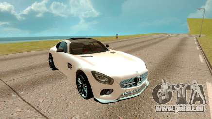 Mercedes-Benz AMG GT LP CARS für GTA San Andreas