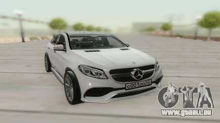 Mersedes-Benz GLE63 für GTA San Andreas