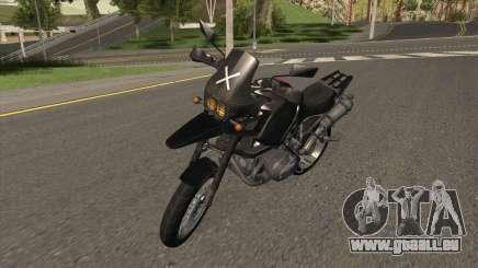 Pubg Bike IMVEHFT pour GTA San Andreas