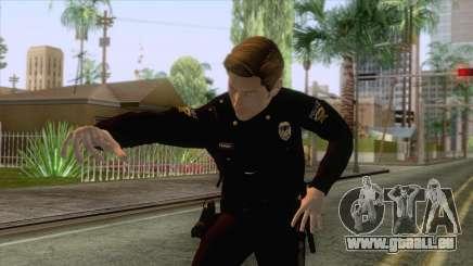 New Policeman pour GTA San Andreas