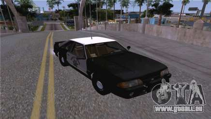 Ford Mustang SSP 1993 pour GTA San Andreas