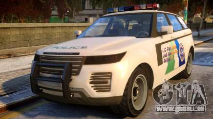 Polpatriot 2015 für GTA 4