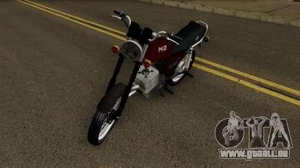 MZ ETZ 150 pour GTA San Andreas