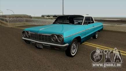 Chevrolet Impala SS v2.1 1964 für GTA San Andreas