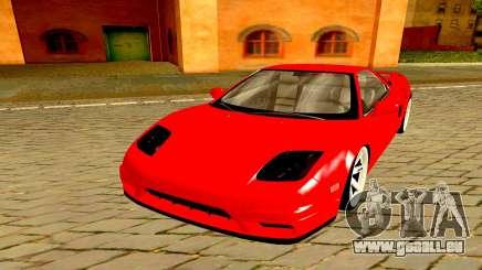 Acura NSX für GTA San Andreas