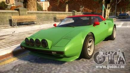 Lampadati Tropos Rallye V1.1 pour GTA 4