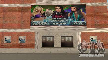 Impact Wrestling für GTA San Andreas