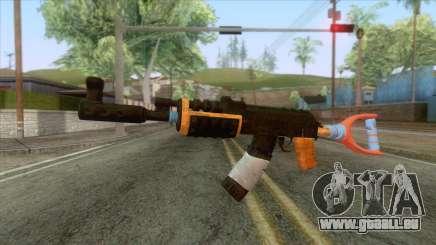 Improvised AK-47 Rifle pour GTA San Andreas