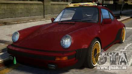 Porsche 911 1980 Winter Release für GTA 4