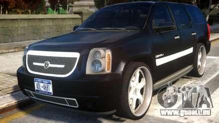 GMC Yukon Denali 2008 v1.0 pour GTA 4