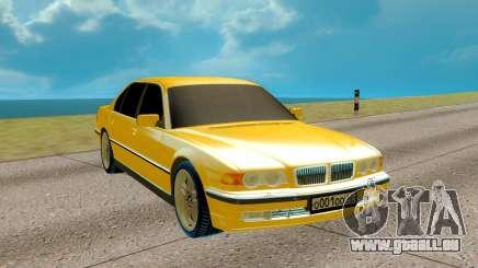 BMW E38 750iL 7 Series für GTA San Andreas
