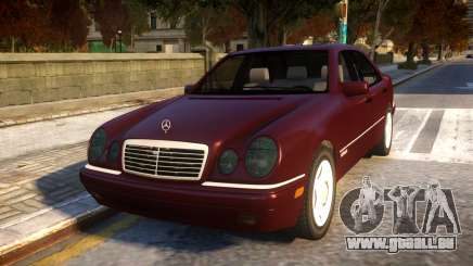 Mercedes-Benz E420 für GTA 4