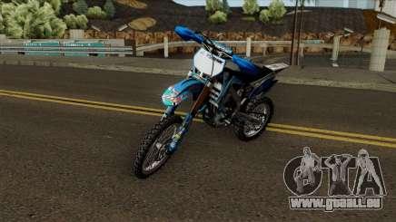 TM MX 450 F für GTA San Andreas