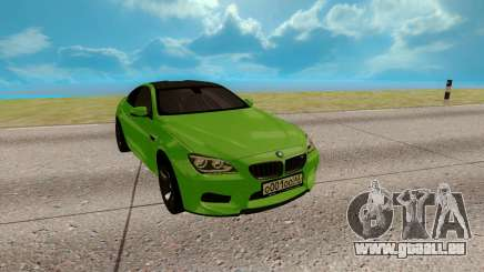 BMW M6 für GTA San Andreas