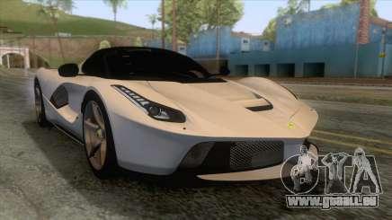 Ferrari LaFerrari Aperta pour GTA San Andreas