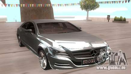 Mersedes-Benz CLS 63 pour GTA San Andreas