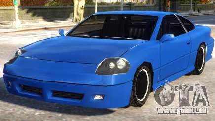 GTA SA Alpha IV für GTA 4