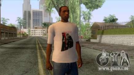 Star Wars - Captain Phasma T-Shirt für GTA San Andreas