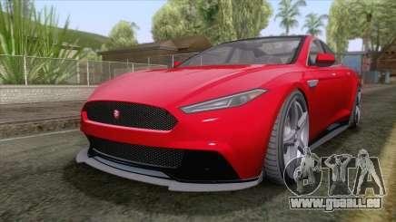 GTA 5 - Coil Raiden IVF pour GTA San Andreas