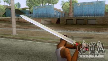 Traditional Chinese Sword v2 pour GTA San Andreas