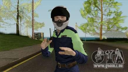 DPS agent pour GTA San Andreas