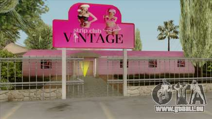 Neue strip-club in Bone County für GTA San Andreas