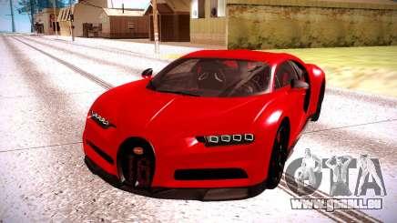 Bugatti Chiron Sport für GTA San Andreas