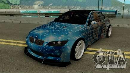 BMW M3 GTS (E92) Liberty Walk 2010 für GTA San Andreas