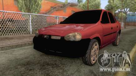 Opel Corsa Classic Tunavel pour GTA San Andreas