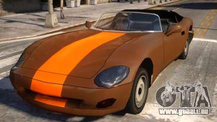 GTA SA Banshee für GTA 4