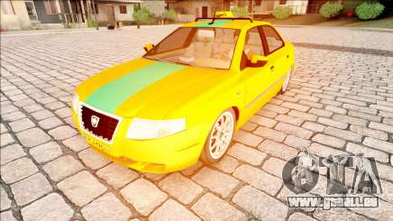 IKCO Samand Taxi pour GTA San Andreas