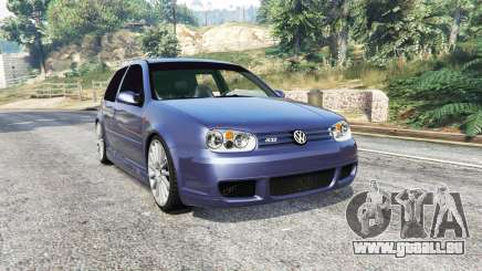 Volkswagen Golf R32 (Typ 1J) v1.1 [replace] für GTA 5