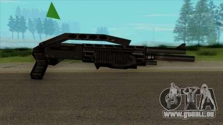 SPAS Default HQ pour GTA San Andreas