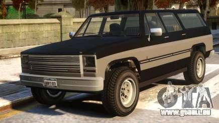 Declasse Rancher XL für GTA 4
