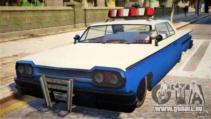 Voodoo Police für GTA 4