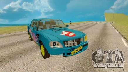 Volga 31105 pour GTA San Andreas