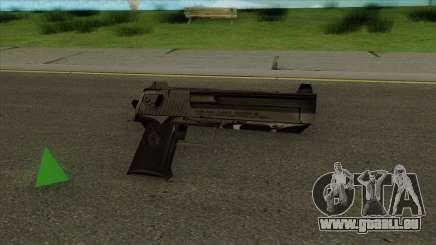 Deagle Default HQ für GTA San Andreas