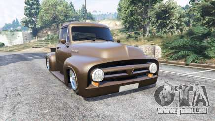 Ford FR100 1953 stance v1.1 [replace] pour GTA 5