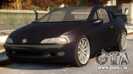 Opel Tigra Mk1 für GTA 4