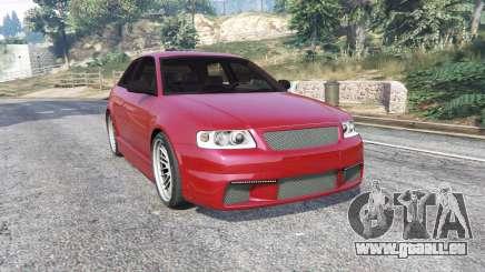 Audi A3 (8L) 2003 [replace] pour GTA 5