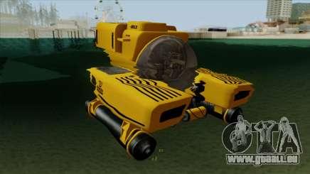 GTA V Kraken für GTA San Andreas