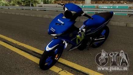 MX King 150 Movistar pour GTA San Andreas