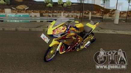 R25 Thailook pour GTA San Andreas