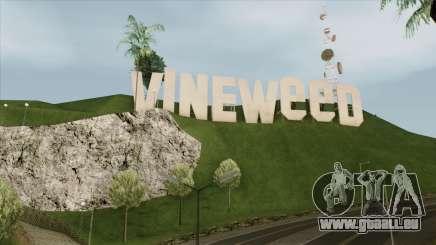 Vineweed für GTA San Andreas