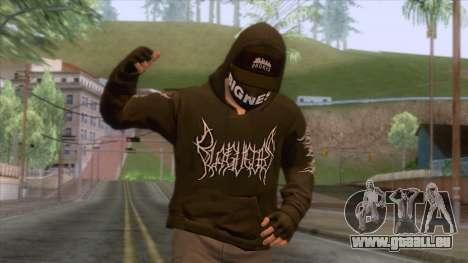 GTA 5 Online - Male Skin pour GTA San Andreas
