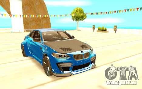 BMW M2 pour GTA San Andreas