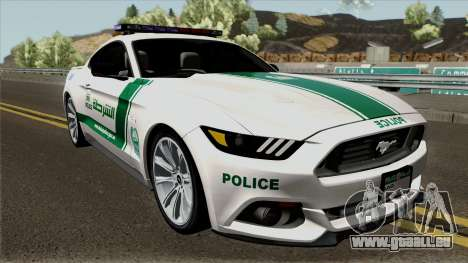 ford mustang gt 2015 dubai police redbull dubai pour gta san andreas. Black Bedroom Furniture Sets. Home Design Ideas